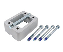 AGP Motor Abstandshalter Set