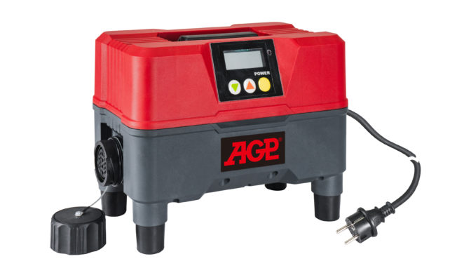 AGP Frequenzumrichter P4K