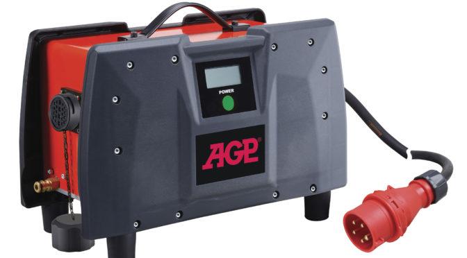 AGP Frequenzumrichter P8K